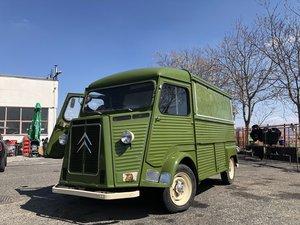 1970 Hy Van SWB 1.9 petrol ( new french MOT) For Sale