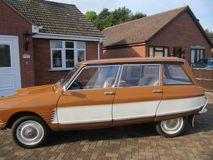 1969 CITROEN AMI 6 CLUB BREAK (ESTATE) For Sale