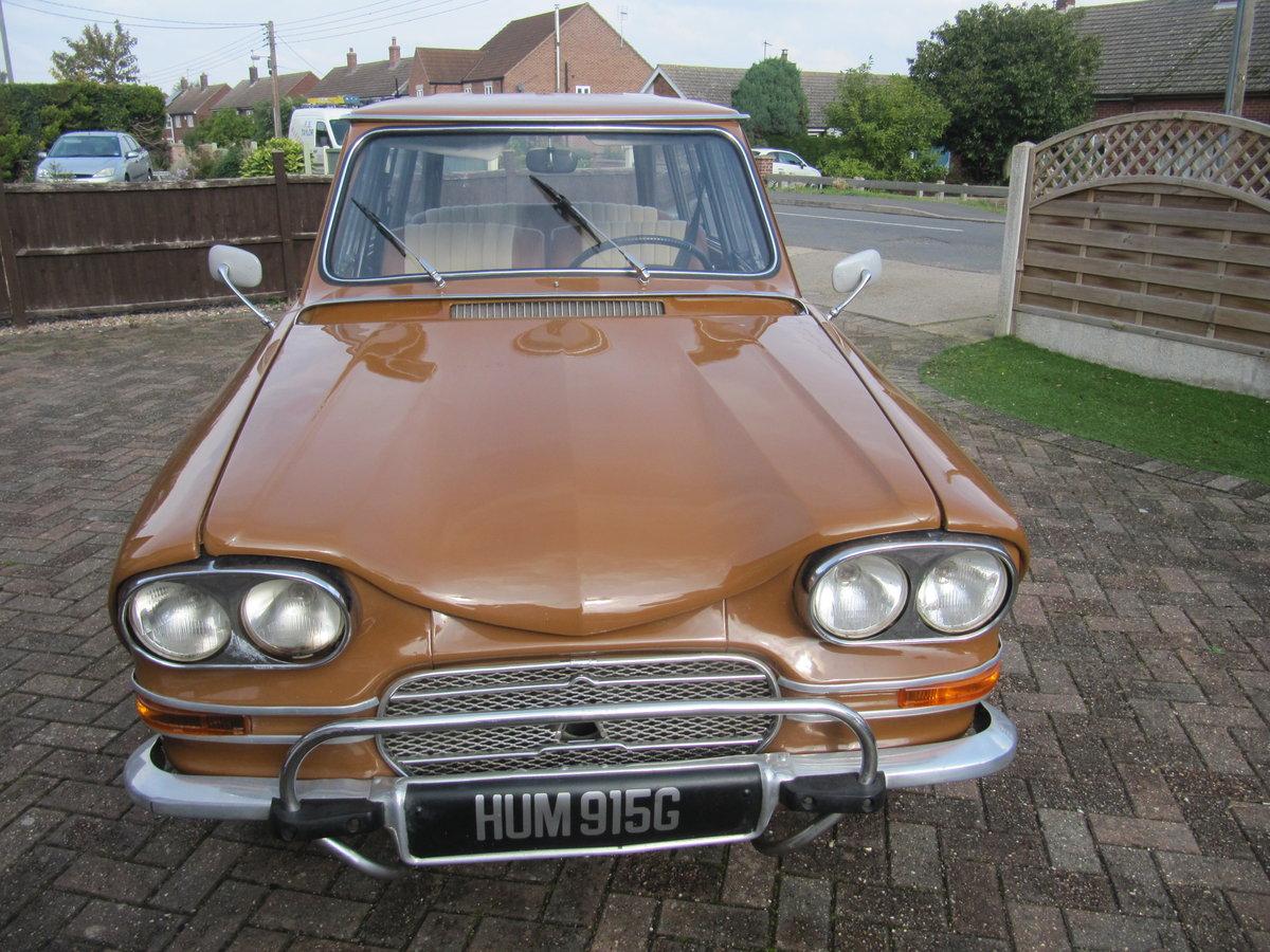 1969 Citroen Ami 6 Club Break Estate For Sale Car And