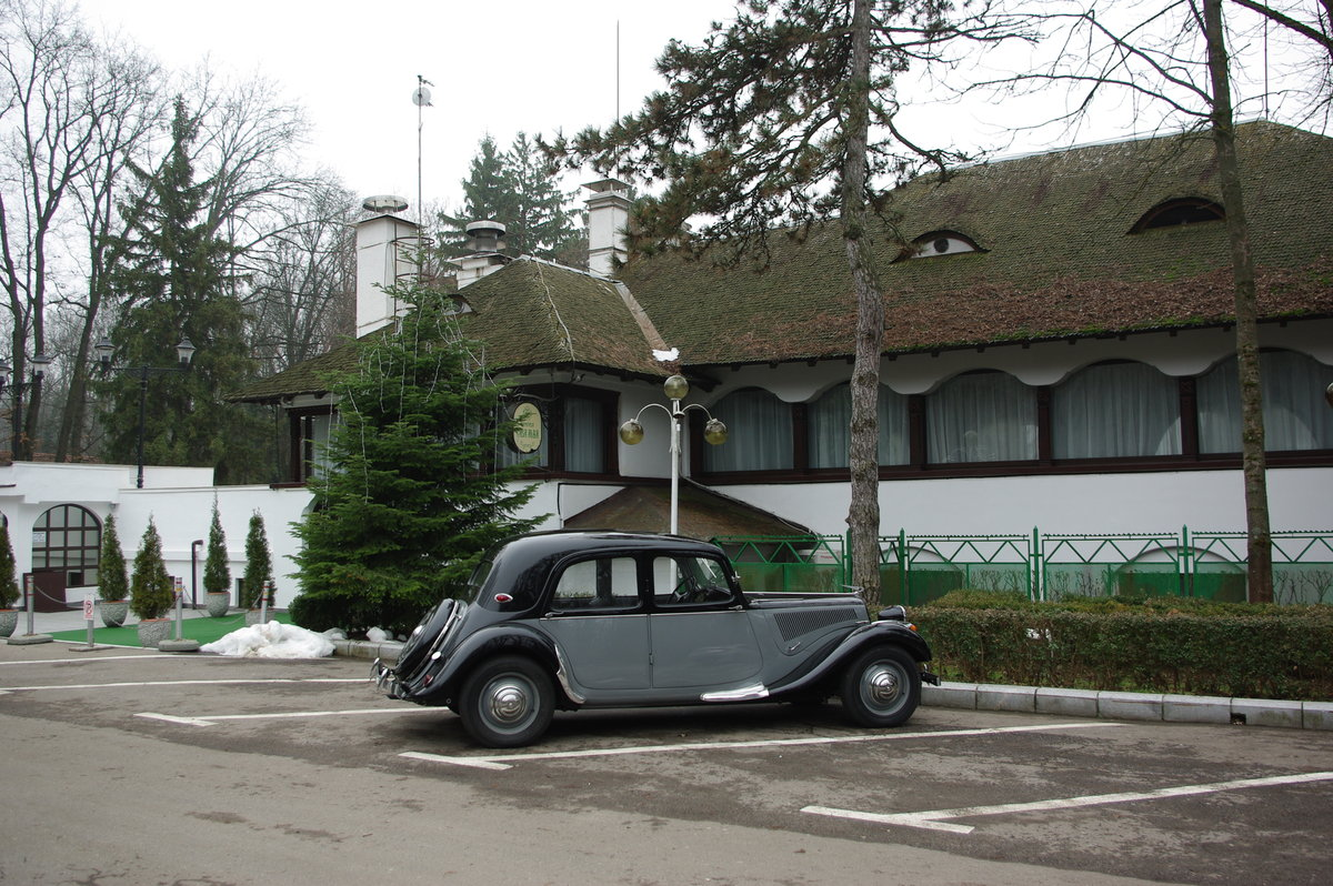 1951 Citroen Traction Avant 11 BL Malle Plate Legere For Sale (picture 3 of 6)