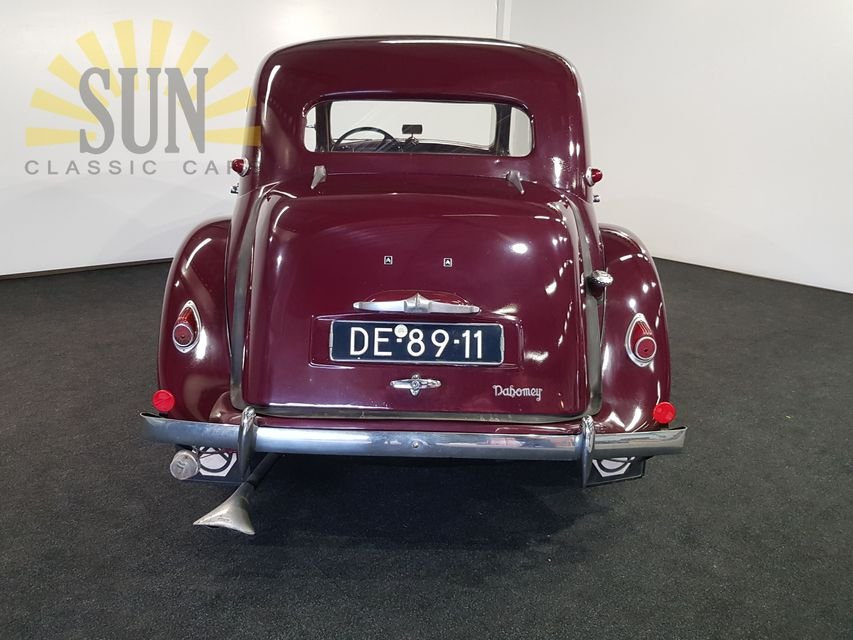 Citroen Traction Avant 1955 Burgundy red For Sale (picture 4 of 6)