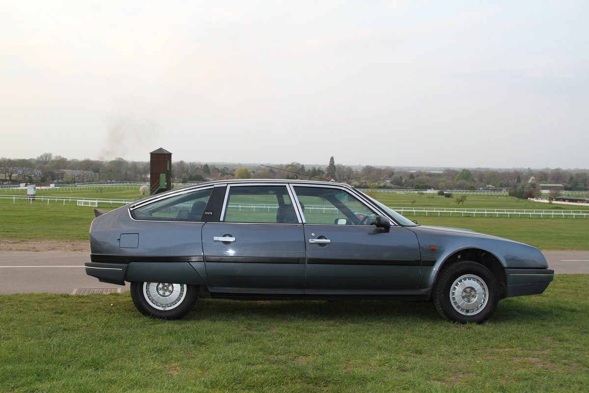 1989 Citroen CX GTi Auto for sale SOLD (picture 1 of 6)