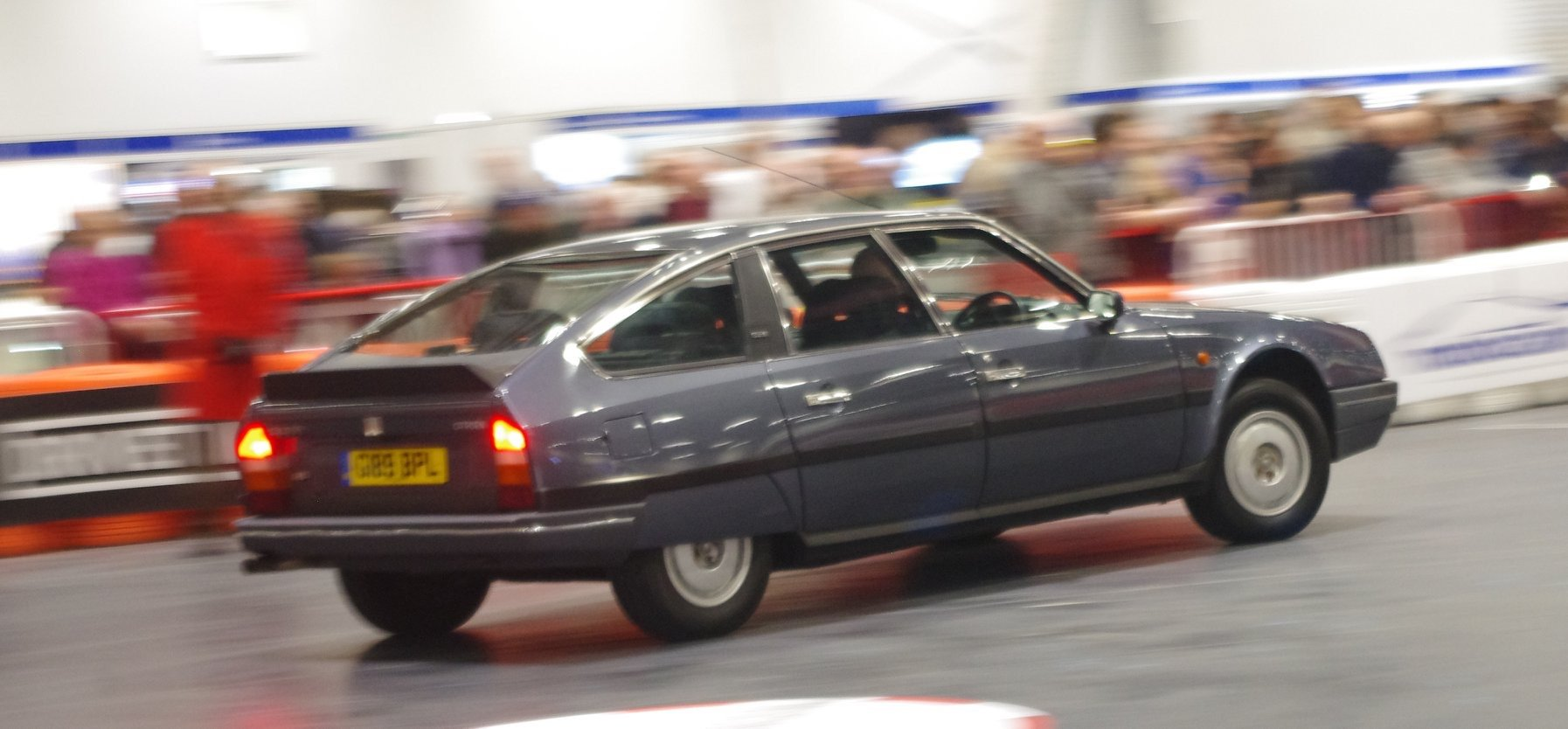 1989 Citroen CX GTi Auto for sale SOLD (picture 3 of 6)