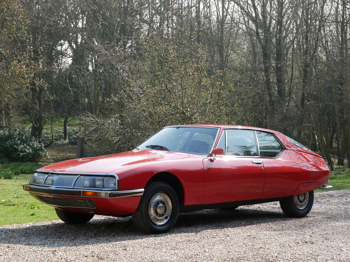 1970 Citroen SM SOLD (picture 1 of 6)
