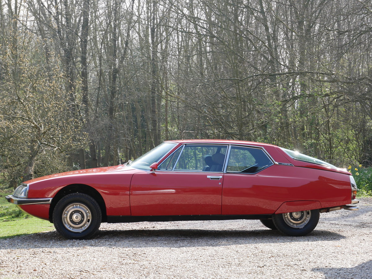 1970 Citroen SM For Sale (picture 3 of 6)