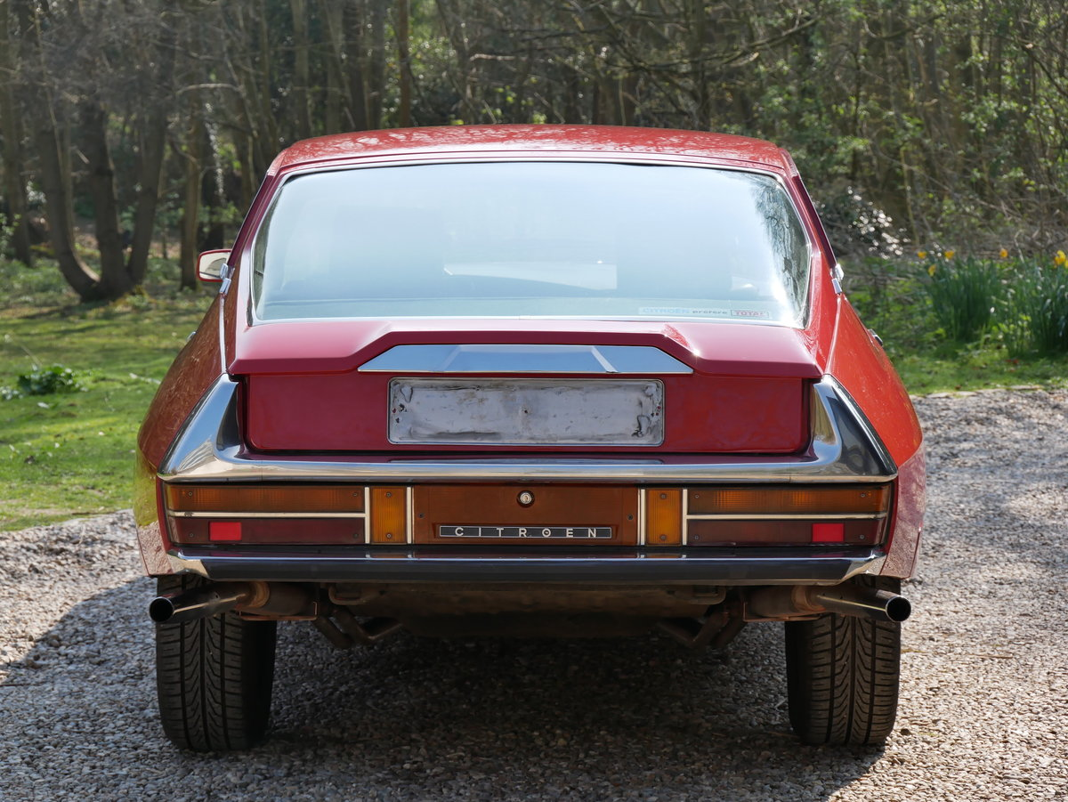 1970 Citroen SM SOLD (picture 4 of 6)