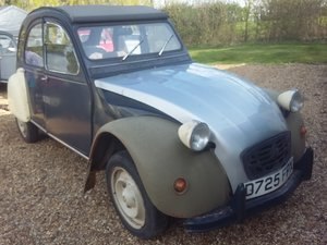 1986 Citroen 2cv6 Dolly For Sale