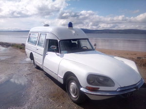 1975 Citroen DS Ambulance For Sale