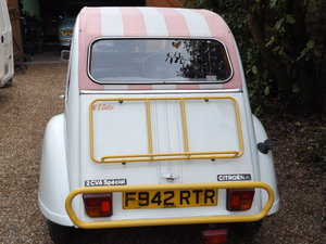 1989 low mileage very solid 2cv For Sale