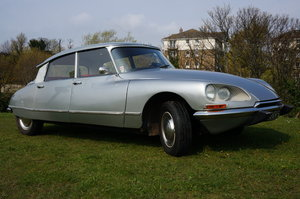 1970 Citroen DS - EYE-CATCHING SOLID CAR IN TURNKEY CONDITION For Sale