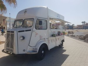 CITROEN HY ICE CREAM TRUCK CLASSIC CAR
