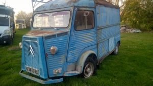Citroen Hy Van SWB Petrol 1970 For Sale