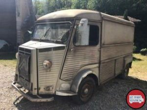 Citroen Hy Van SWB Petrol 1971 For Sale