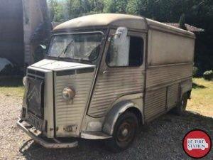 ef5431d3d06b55 Citroen Hy Van SWB Petrol 1971