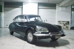 1973 Citroen DS 20 – Offered at No Reserve: 13 Apr 201 For Sale by Auction