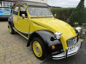 citroen 1983 2cv charleston sought after colour For Sale
