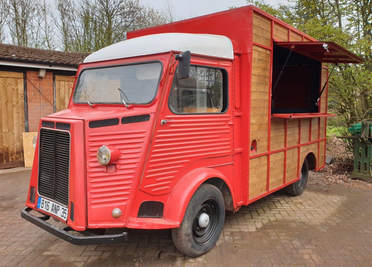 1968 Citroen Hy Van For Sale