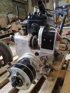 1924 Rebuilt Citroen 5hp and gearbox for sale