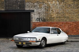 Picture of 1972 2.7l Citroen SM SOLD
