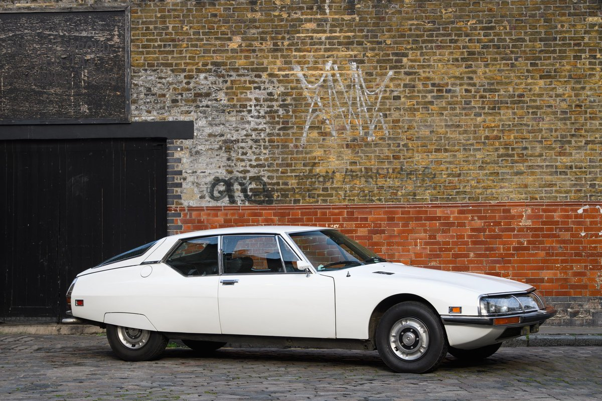 1972 2.7l Citroen SM SOLD (picture 2 of 12)