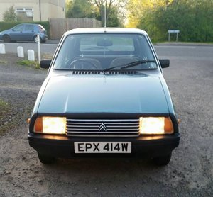 1981 Citroen Visa Super E For Sale