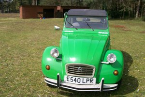 1987 citroen 2cv  For Sale