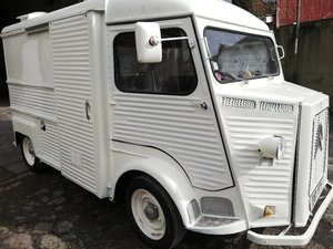 1972 citroen hy van , fully converted for food For Sale