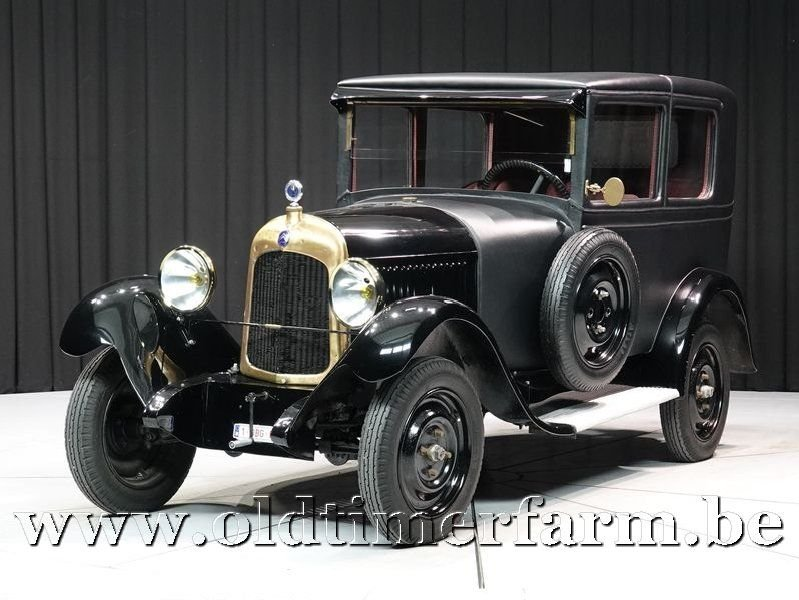 1922 Citroën 5HP Trefle C3 '22 For Sale (picture 1 of 6)