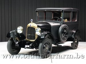 1922 Citroën 5HP Trefle C3 '22 For Sale