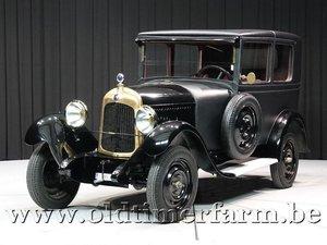 1922 Citroën 5HP Trefle C3 '22