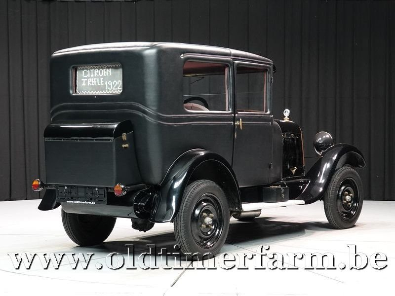 1922 Citroën 5HP Trefle C3 '22 For Sale (picture 2 of 6)
