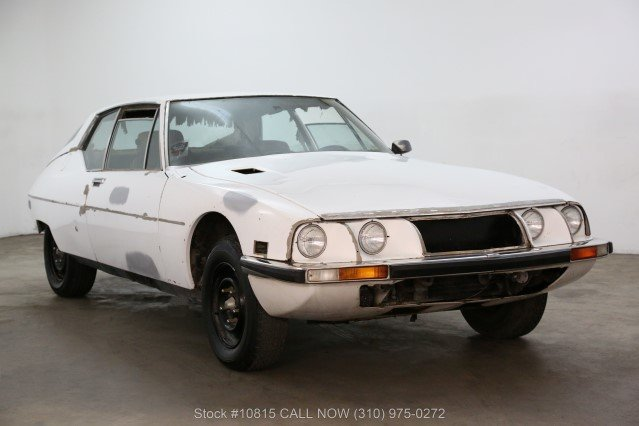 1972 Citroen SM For Sale (picture 1 of 6)