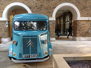 1971 Stunning Citroen H VAN catering truck for sale For Sale