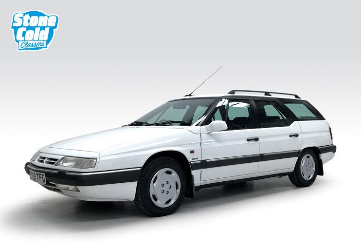 1993 Citroen XM VSX TDi Estate auto DEPOSIT TAKEN SOLD (picture 1 of 6)