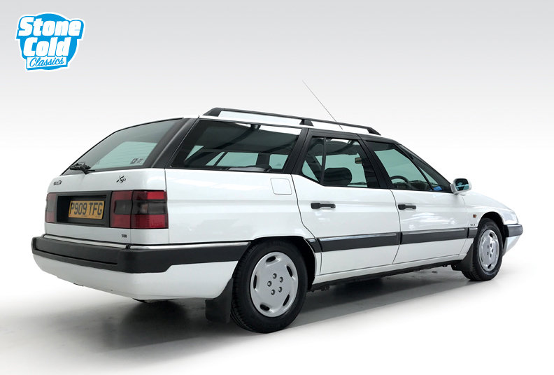 1993 Citroen XM VSX TDi Estate auto DEPOSIT TAKEN SOLD (picture 2 of 6)