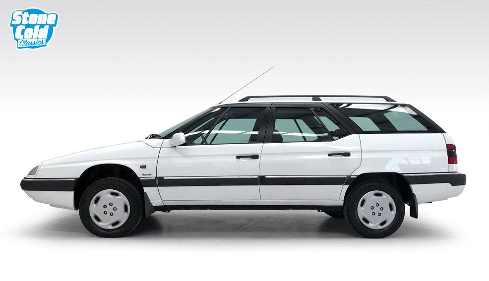 1993 Citroen XM VSX TDi Estate auto DEPOSIT TAKEN SOLD (picture 3 of 6)