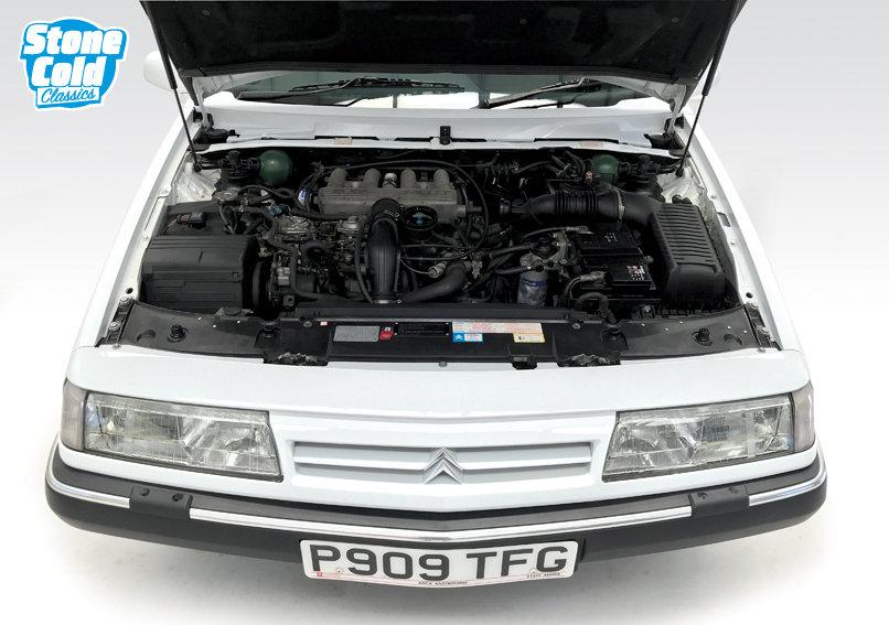 1993 Citroen XM VSX TDi Estate auto DEPOSIT TAKEN SOLD (picture 4 of 6)