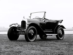 1922 Early Citroen 5hp two seater