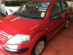 2006 CITROEN C3    1,1 CC      OUTSTANDING CONDITION SOLD