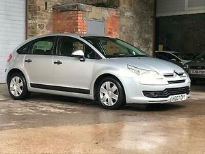 2007 Citroen C4 1.4 i 16v SX 5DR For Sale