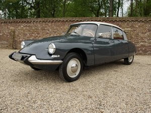 1964 Citroen ID19 Prestige restored condition, only 72.417 km! or For Sale