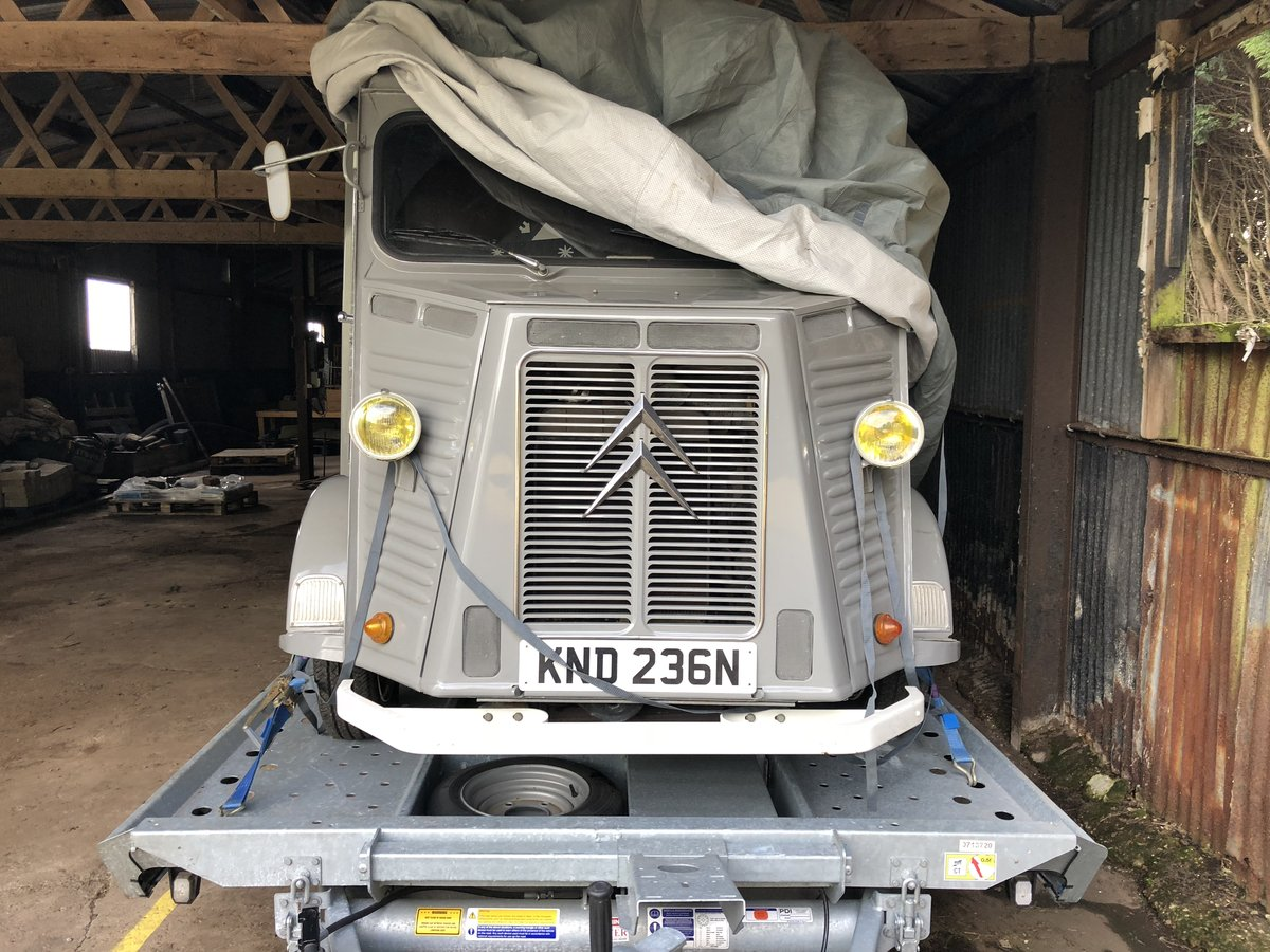 1975 Citroen HY classic mobile cafe bar For Sale (picture 5 of 6)