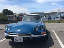 1970 Citroen DS Coupe = clean Blue driver Auto $39k For Sale (picture 2 of 6)