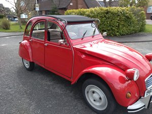 1984 Citroen 2cv Special Just Restored,Mot'd,61500 mile For Sale