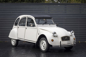 1988 Citreon 2CV CLUB LHD SOLD