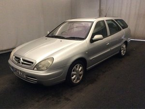 2002 CITROEN XSARA ESTATE 2.0 HDI LOW MILEAGE FAMILY OWNED For Sale
