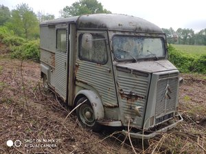 1969 Classic French Citroen Hy van - HY Serie IND2. For Sale