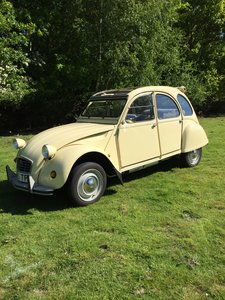 1986 Beautiful original 2CV Special ***PRICE REDUCED***