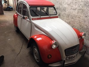 1986 Citroen 2CV For Sale