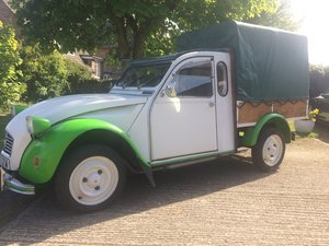 1981 CITROEN 2 CV.PICKUP / VAN. .CANVAS TOP For Sale
